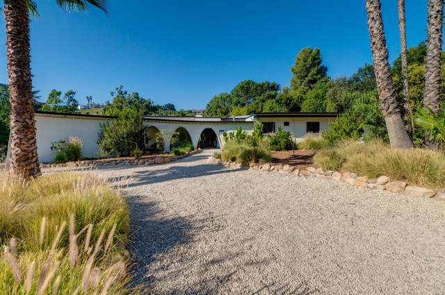 1175 Rancho Dr, Ojai, CA 93023 (MLS #19-3510) :: The Zia Group