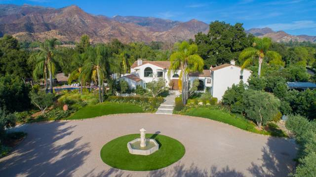 1148 Mcnell Rd, Ojai, CA 93023 (MLS #19-3512) :: The Zia Group