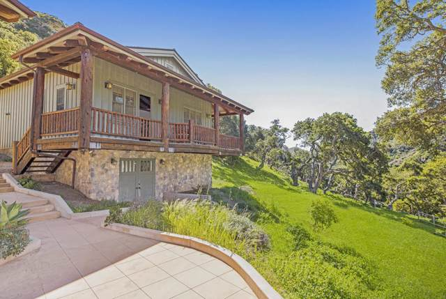 99 Hollister Ranch Rd, Goleta, CA 93117 (MLS #19-3530) :: The Zia Group