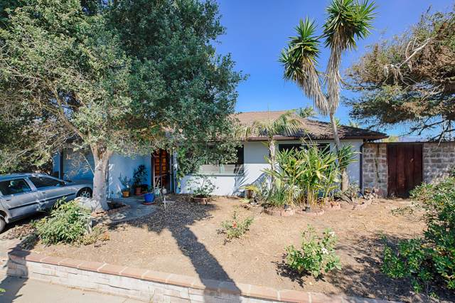 114 La Marina, Santa Barbara, CA 93109 (MLS #19-3534) :: The Epstein Partners