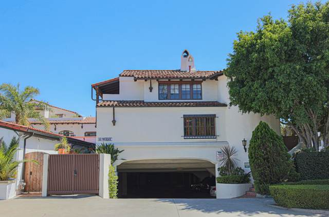 15 W Arrellaga Street #4, Santa Barbara, CA 93101 (MLS #19-3591) :: The Epstein Partners