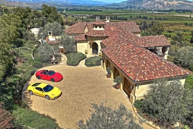 1240 Rancho Vista Ln, Santa Paula, CA 93060 (MLS #19-3594) :: The Epstein Partners