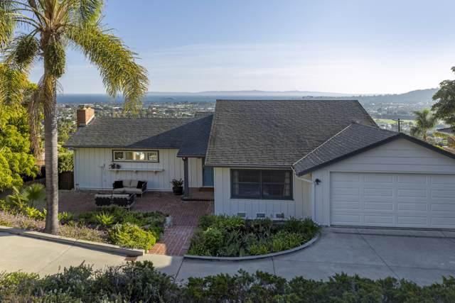805 Alameda Padre Serra, Santa Barbara, CA 93103 (MLS #19-3597) :: The Epstein Partners