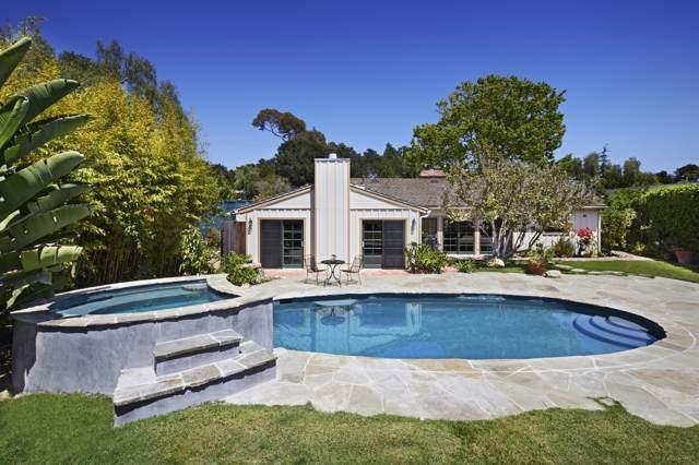 657 Romero Canyon Rd, Montecito, CA 93108 (MLS #19-3599) :: The Epstein Partners