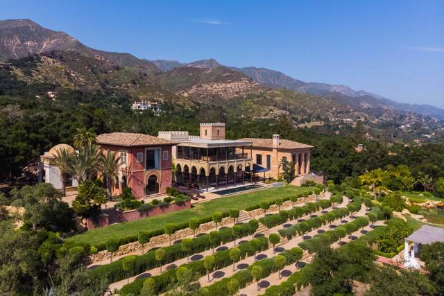 848 Hot Springs Rd, Montecito, CA 93108 (MLS #19-3602) :: The Epstein Partners