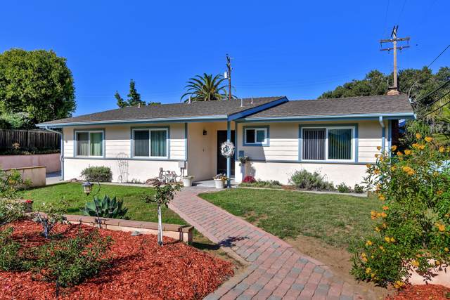 826 Vincente Way, Santa Barbara, CA 93105 (MLS #19-3603) :: The Epstein Partners