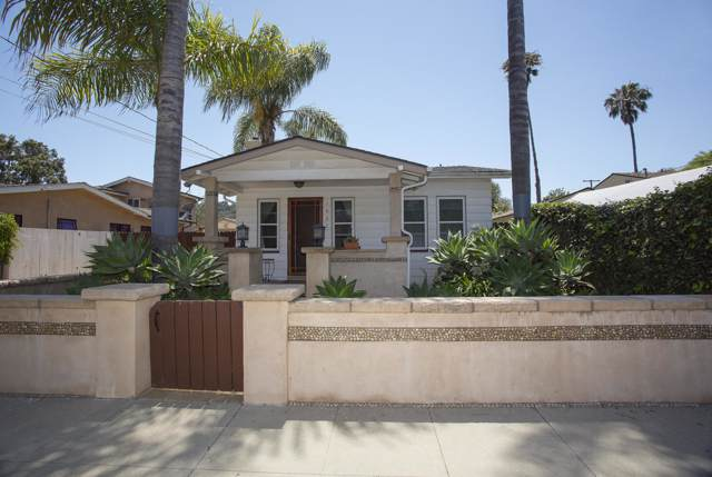 1627 Villa Avenue, Santa Barbara, CA 93101 (MLS #19-3611) :: The Epstein Partners