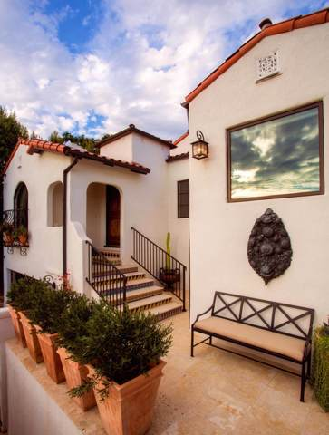 2210 Las Rosas Ln, Santa Barbara, CA 93105 (MLS #19-3644) :: Chris Gregoire & Chad Beuoy Real Estate