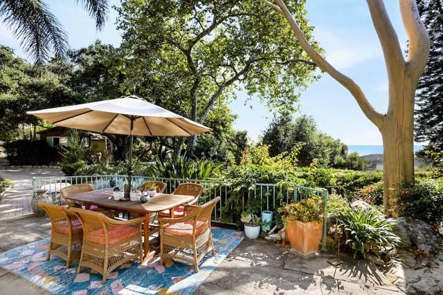 904 Toro Canyon Rd, Montecito, CA 93108 (MLS #19-3654) :: Chris Gregoire & Chad Beuoy Real Estate