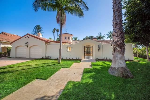 3779 Lincolnwood Dr, Santa Barbara, CA 93110 (MLS #19-3660) :: The Epstein Partners
