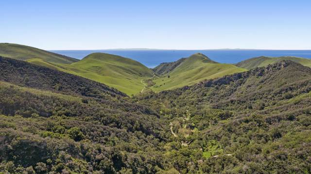 4 Hollister Ranch Rd, Gaviota, CA 93117 (MLS #19-3672) :: The Zia Group