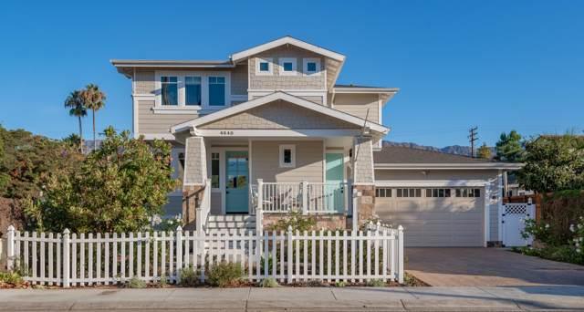 4640 9th St, Carpinteria, CA 93013 (MLS #19-3678) :: Chris Gregoire & Chad Beuoy Real Estate