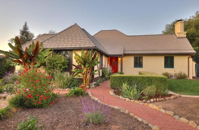 3518 Chuparosa Drive, Santa Barbara, CA 93105 (MLS #19-3683) :: Chris Gregoire & Chad Beuoy Real Estate