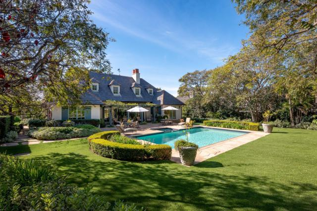 1164 Hill Rd, Montecito, CA 93108 (MLS #19-369) :: The Zia Group