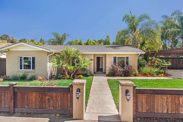 700 Northview Rd, Santa Barbara, CA 93105 (MLS #19-3692) :: The Zia Group