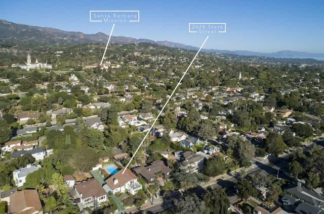2428 State St, Santa Barbara, CA 93105 (MLS #19-3695) :: Chris Gregoire & Chad Beuoy Real Estate