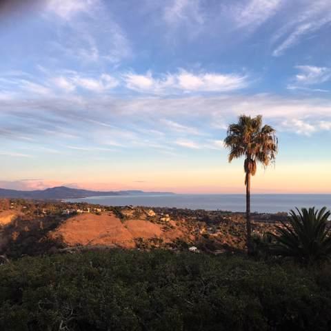 1042 Las Alturas Rd, Santa Barbara, CA 93103 (MLS #19-3700) :: Chris Gregoire & Chad Beuoy Real Estate