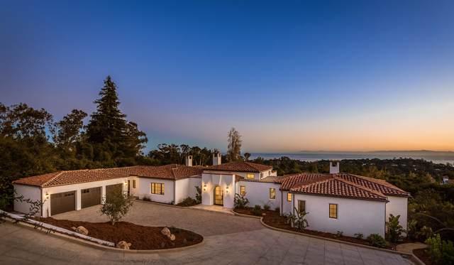 495 E Mountain Dr, Santa Barbara, CA 93108 (MLS #19-3704) :: The Epstein Partners