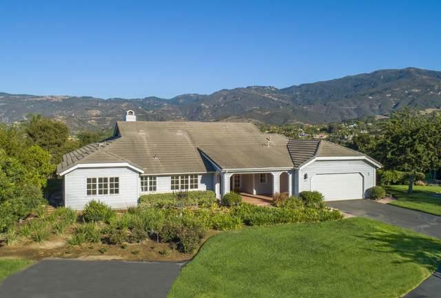 740 Paderno Ct, Santa Barbara, CA 93110 (MLS #19-3716) :: The Epstein Partners