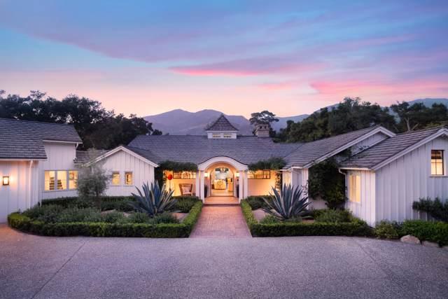 645 El Bosque Rd, Santa Barbara, CA 93108 (MLS #19-3727) :: The Epstein Partners