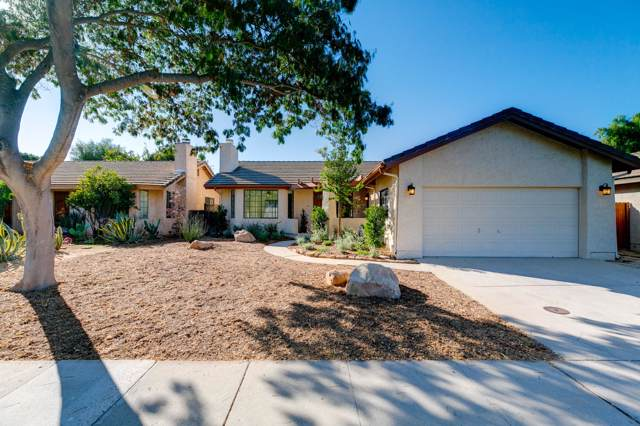 11819 Mirror Lake Ave, Ojai, CA 93023 (MLS #19-3730) :: The Zia Group