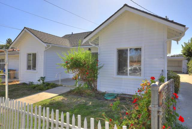 1715 Chino St, Santa Barbara, CA 93101 (MLS #19-3736) :: Chris Gregoire & Chad Beuoy Real Estate