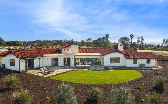 4730 Boulder Ridge Rd, Santa Barbara, CA 93111 (MLS #19-3737) :: Chris Gregoire & Chad Beuoy Real Estate