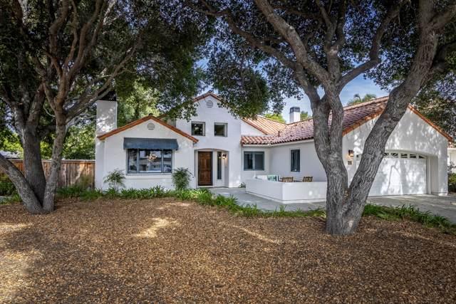 731 Cathedral Pointe Ln, Santa Barbara, CA 93111 (MLS #19-3740) :: The Zia Group
