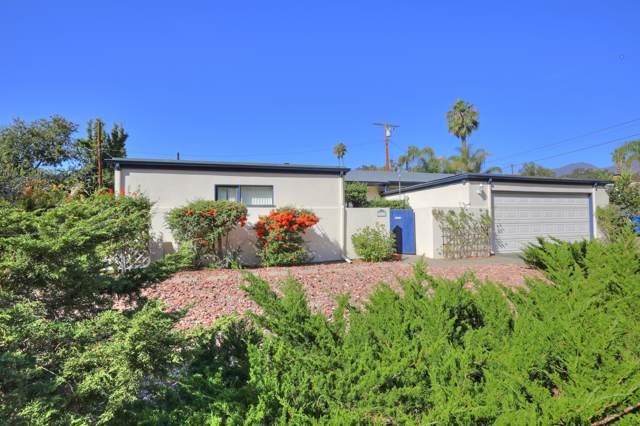 337 N Ontare Rd, Santa Barbara, CA 93105 (MLS #19-3749) :: The Zia Group