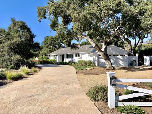 130 Santo Tomas Ln, Santa Barbara, CA 93108 (MLS #19-3765) :: The Zia Group