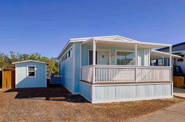 30 Winchester Canyon Rd Spc 53, Goleta, CA 93117 (MLS #19-3772) :: The Zia Group
