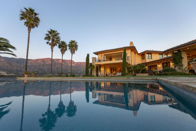 355 Ortega Ridge Rd, Montecito, CA 93108 (MLS #19-378) :: The Zia Group