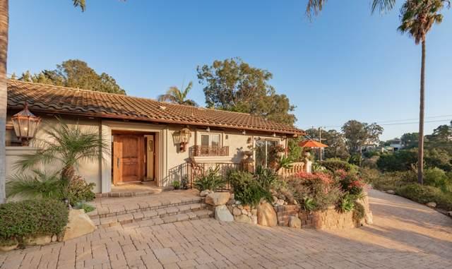 1318 Kenwood Rd., Santa Barbara, CA 93109 (MLS #19-3784) :: The Epstein Partners
