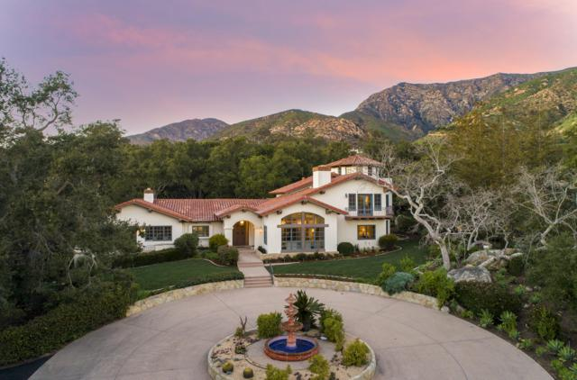 723 Lilac Dr, Montecito, CA 93108 (MLS #19-379) :: The Zia Group