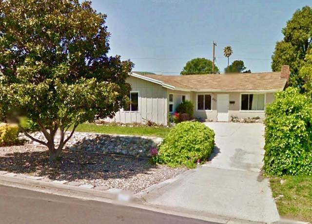 421 S A St., Lompoc, CA 93436 (MLS #19-3790) :: Chris Gregoire & Chad Beuoy Real Estate