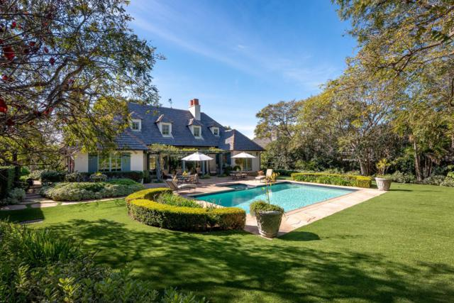 1164 Hill Rd, Montecito, CA 93108 (MLS #19-380) :: The Zia Group