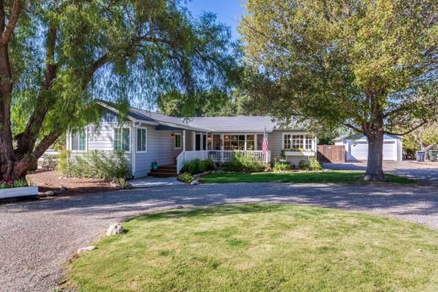 1021 N Refugio Rd, Santa Ynez, CA 93460 (MLS #19-3807) :: The Zia Group