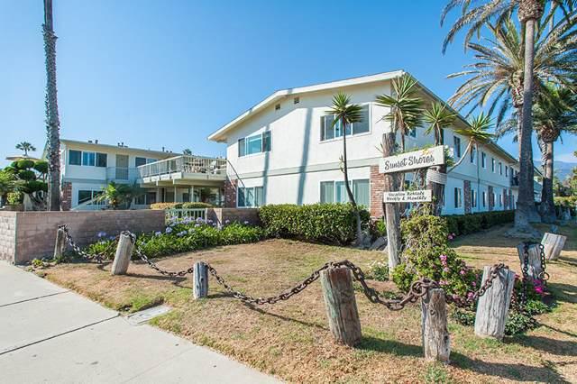 4980 Sandyland Rd #208, Carpinteria, CA 93013 (MLS #19-3811) :: Chris Gregoire & Chad Beuoy Real Estate