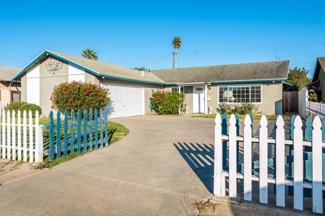 320 N Y St, Lompoc, CA 93436 (MLS #19-3817) :: Chris Gregoire & Chad Beuoy Real Estate