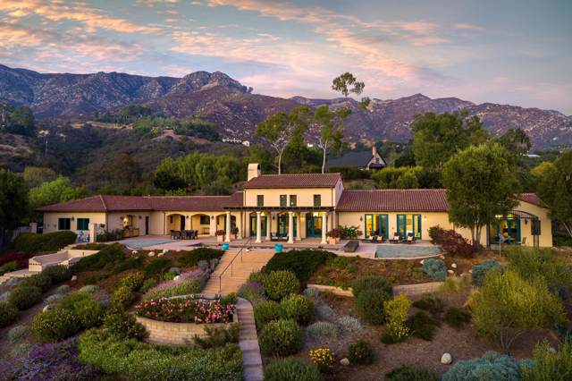 2896 Hidden Valley Lane, Montecito, CA 93108 (MLS #19-3838) :: The Zia Group