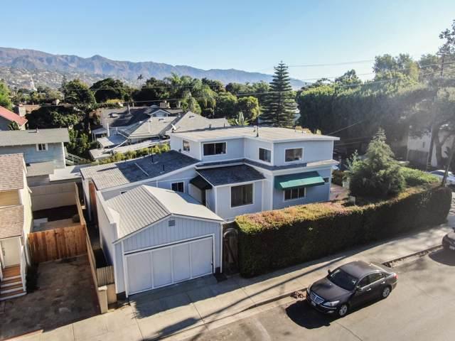 536 W Victoria St, Santa Barbara, CA 93101 (MLS #19-3840) :: Chris Gregoire & Chad Beuoy Real Estate