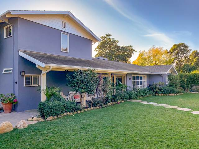 595 Paso Robles Dr, Santa Barbara, CA 93108 (MLS #19-3841) :: The Epstein Partners