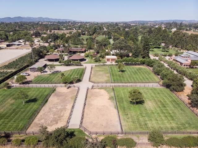 1460 Calzada Ave, Santa Ynez, CA 93460 (MLS #19-3854) :: Chris Gregoire & Chad Beuoy Real Estate