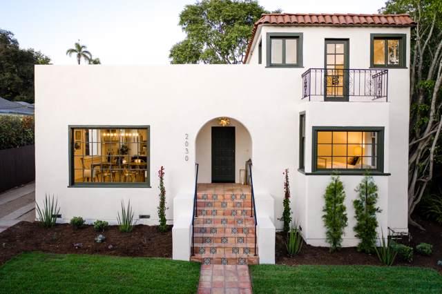 2030 Anacapa St, Santa Barbara, CA 93105 (MLS #19-3856) :: The Epstein Partners