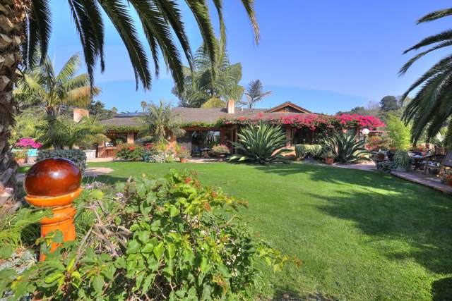 990 Via Fruteria, Santa Barbara, CA 93110 (MLS #19-3863) :: Chris Gregoire & Chad Beuoy Real Estate