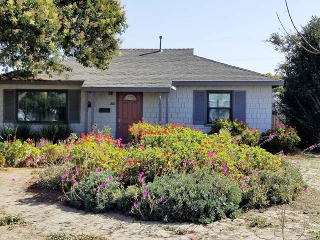 206 S C St, Lompoc, CA 93436 (MLS #19-3881) :: Chris Gregoire & Chad Beuoy Real Estate