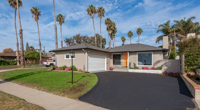 1336 Shoreline Dr, Santa Barbara, CA 93109 (MLS #19-3885) :: Chris Gregoire & Chad Beuoy Real Estate