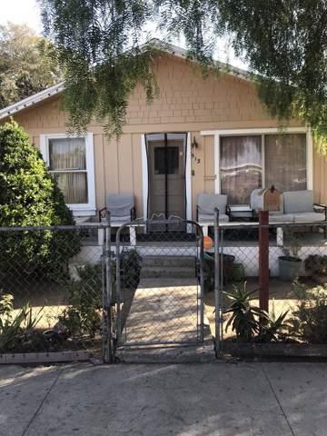 513 W Gutierrez St, Santa Barbara, CA 93101 (MLS #19-3894) :: The Epstein Partners