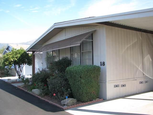 340 Old Mill Rd #18, Santa Barbara, CA 93110 (MLS #19-3900) :: The Zia Group