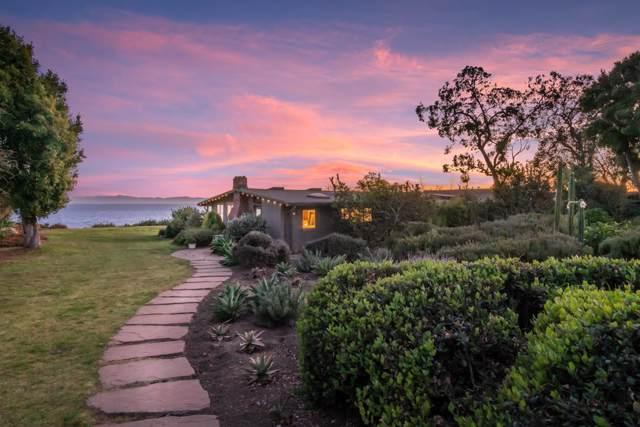 101 Mesa Ln, Santa Barbara, CA 93109 (MLS #19-3905) :: Chris Gregoire & Chad Beuoy Real Estate